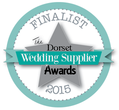 Dorset Wedding Award Finalist 2015